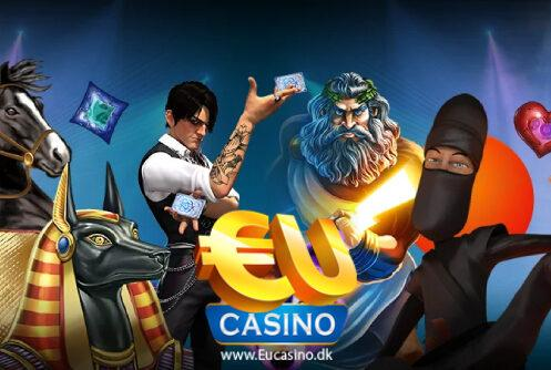 EUcasino Welcome Bonus