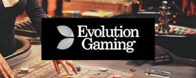 Evolution Gaming Live Casino
