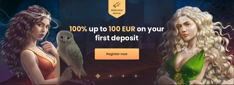 National Casino Welcome Bonus