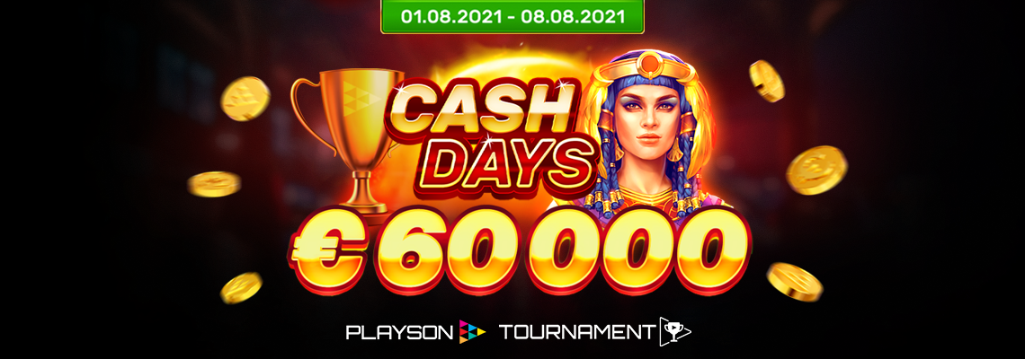 August Cash Days at MoiCasino