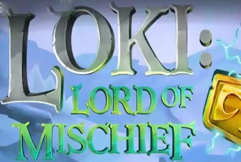 Loki Lord of Mischief Slot