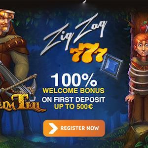 Zig Zag 777 Bonus