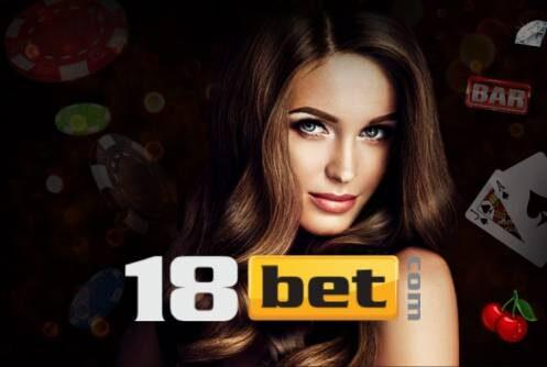 18bet Casino Welcome Bonus