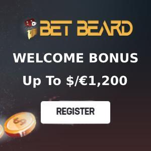 Bet Beard Casino Bonus