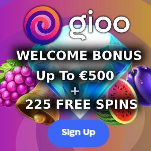 Gioo Casino Bonus