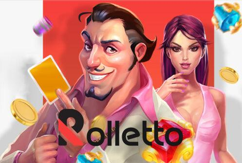 Rolletto Casino Welcome Bonus