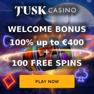 TuskCasino Casino Bonus