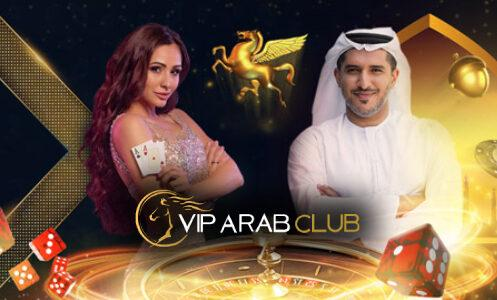 VipArabClub Casino Welcome Bonus