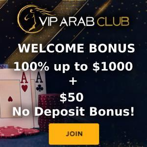 VipArabClub Casino Bonus