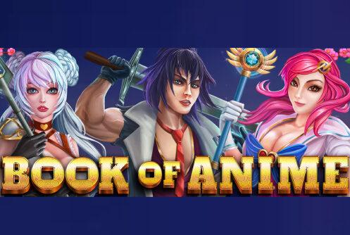 Book of Anime Slot
