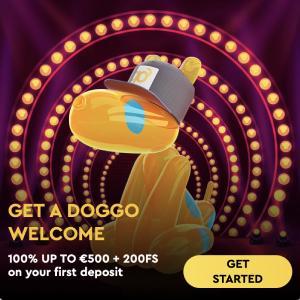 Doggo Casino Bonus