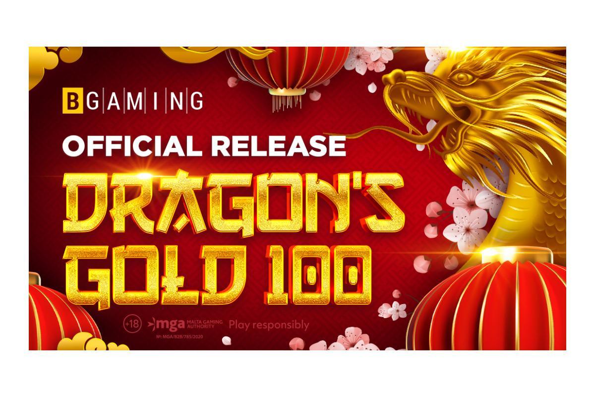 Dragon's Gold 100 slot