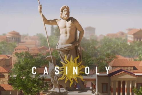 Casinoly Casino Welcome Bonus