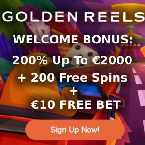 Golden Reels Bonus