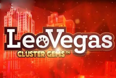 LeoVegas Cluster Gems Slot
