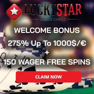 Lucky Star Bonus