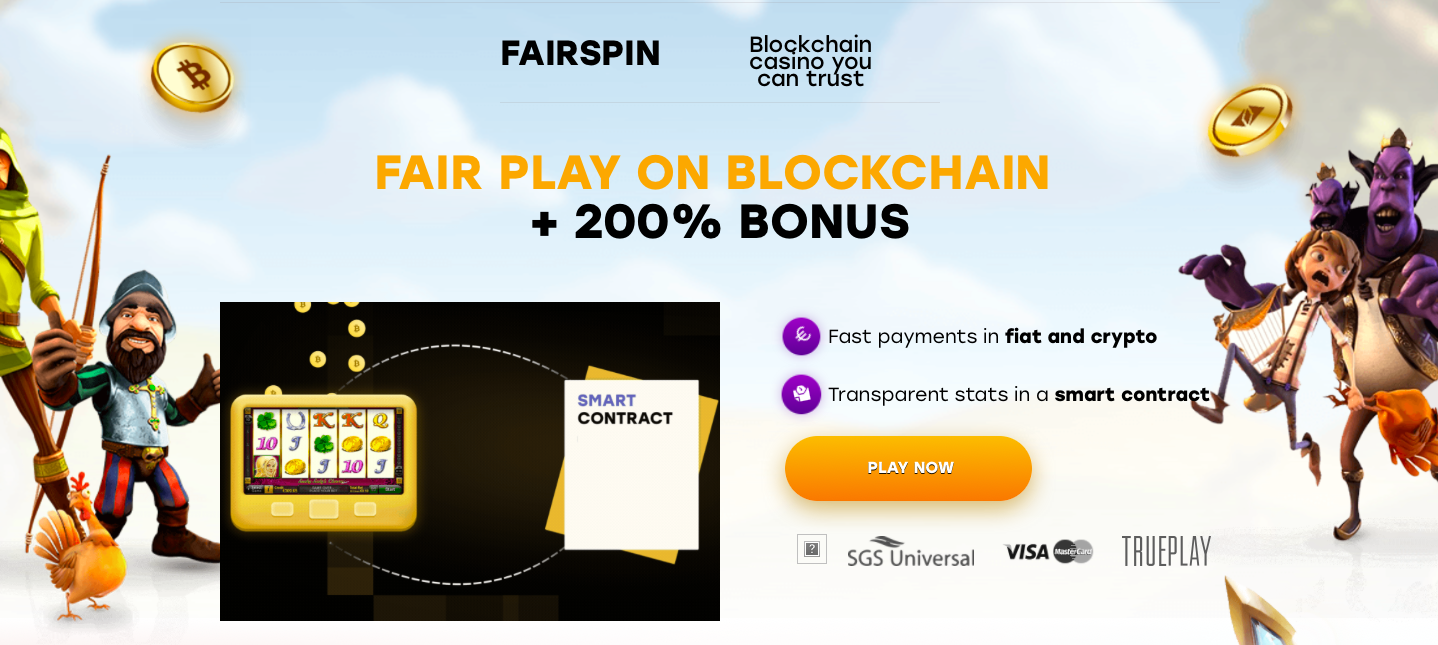 Fairspin Casino Bonuses