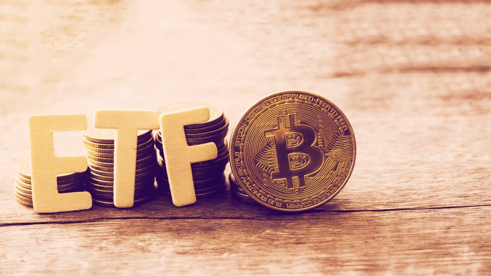 Bitcoin ETFs?