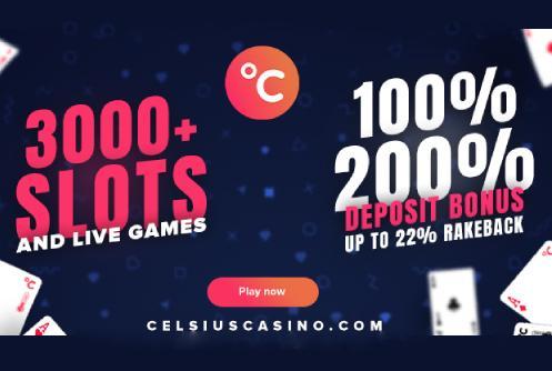 Celsius Casino