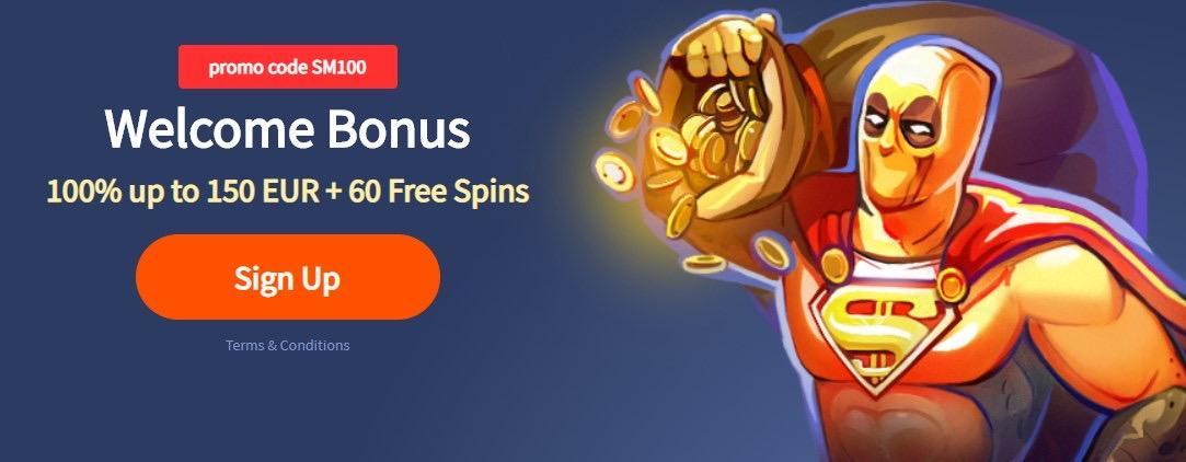 Slotman Casino Bonuses